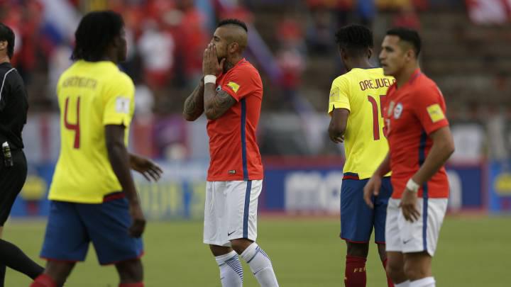 El desastre de Ecuador