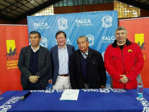 Español quiere ser campeon en Talca.