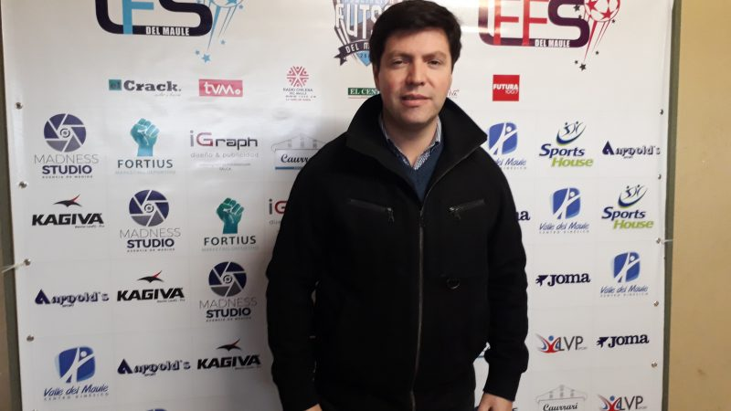 Gonzalo Montero Director de la Dirección de Desarrollo Comunitario Dideco.