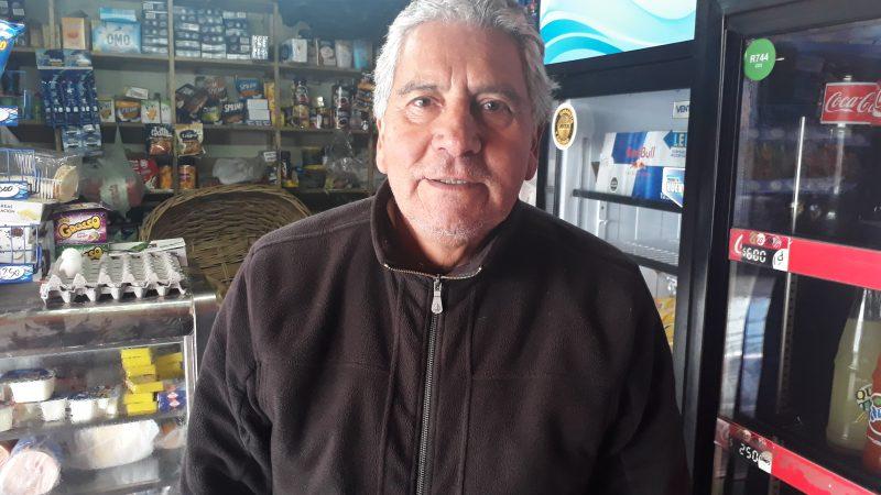Luis Briones ex medio-campista de Rangers