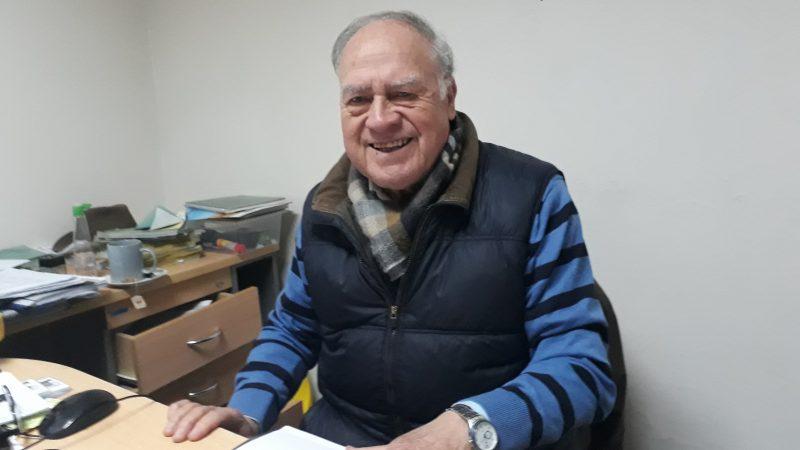 Osvaldo Aravena, secretario Villa San Agustín.