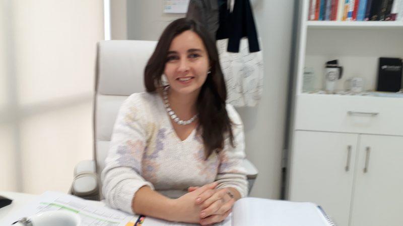 Pamela Borquez Secretario Ejecutivo Corporación Municipal