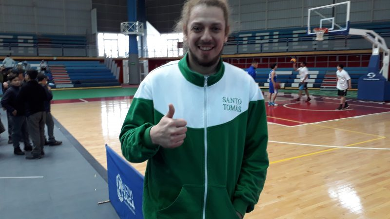Torneo Satelite 3 x 3 FIBA, Talca 2017.