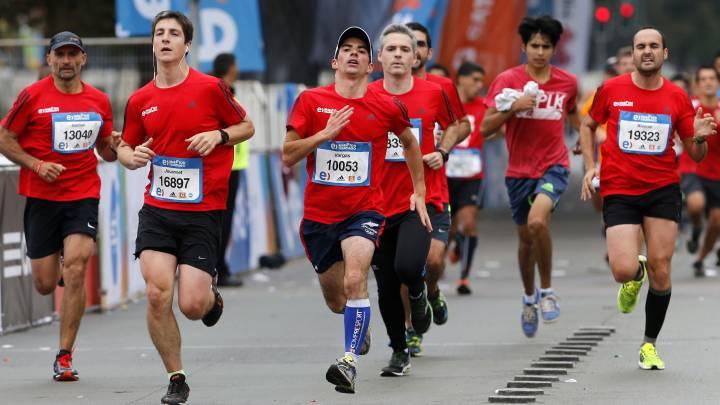 Running y los beneficios para la Salud