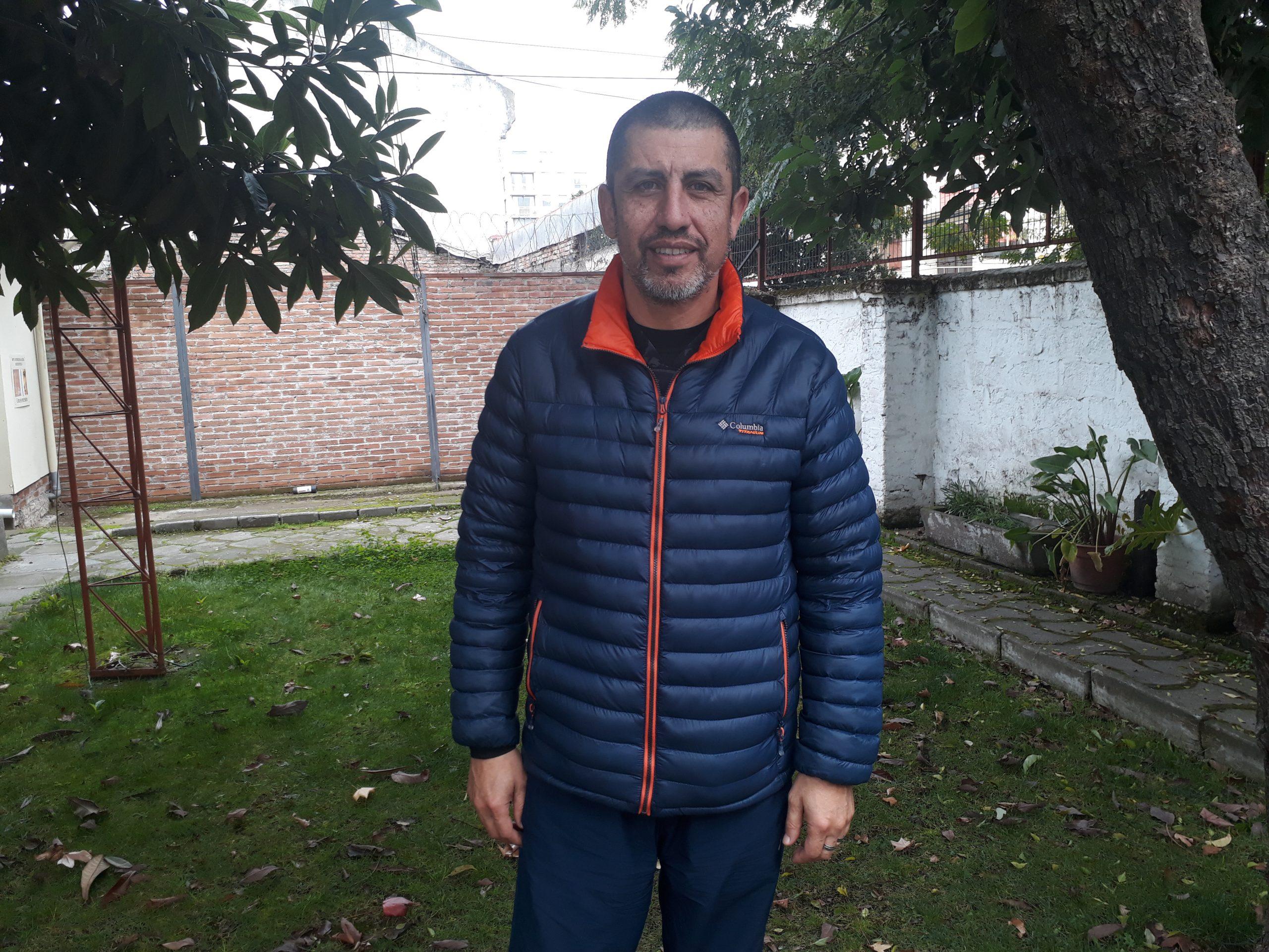 Miguel Angel Salas Kinesiologo