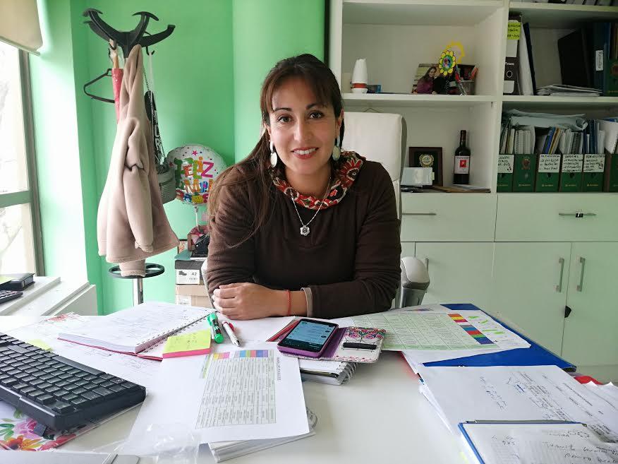 Yocelyn Brito Directora Corporacion Municipal de Deportes