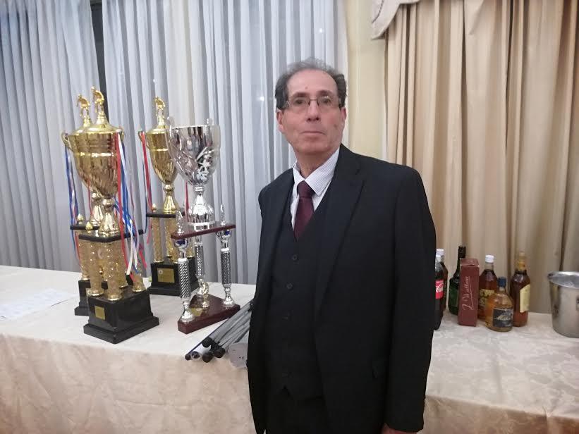 Jose Faundez Aguilera Presidente de Canadela.