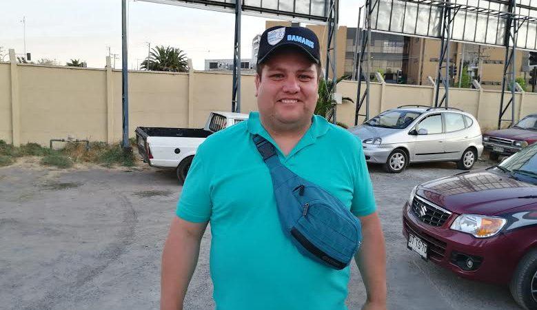 Marcelo Rojas Técnico de U. Pacifico.