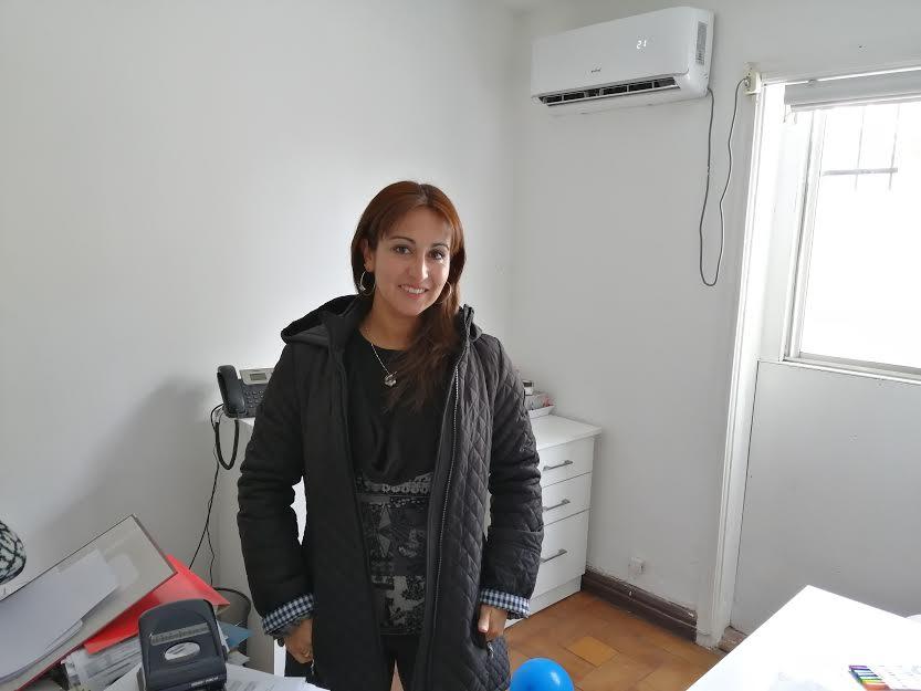 Jocelyn Brito Directora Ejecutiva Corporacion Municipal de Deportes