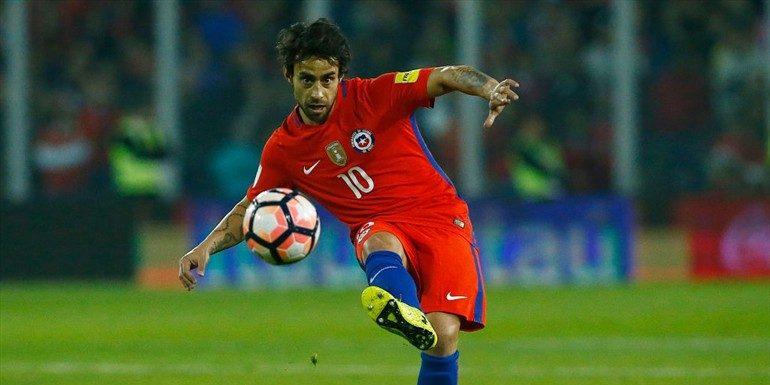 Jorge Valdivia volveria a la Roja.