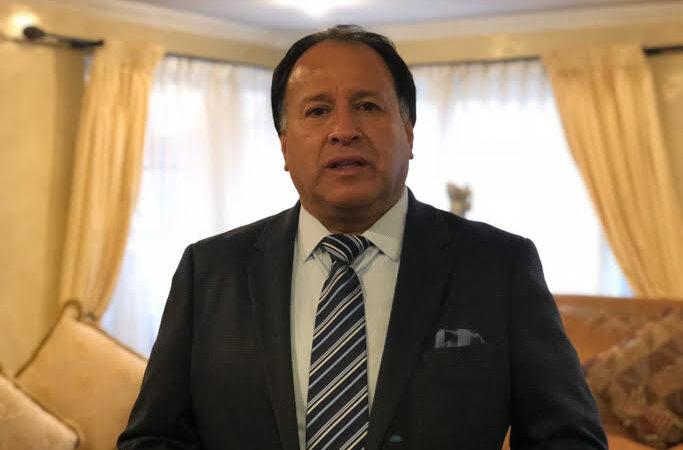 Luis Silva ex presidente de Curicó Unido