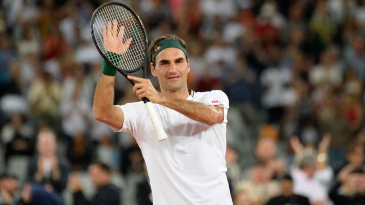 Roger Federer el mejor tenista de la historia.