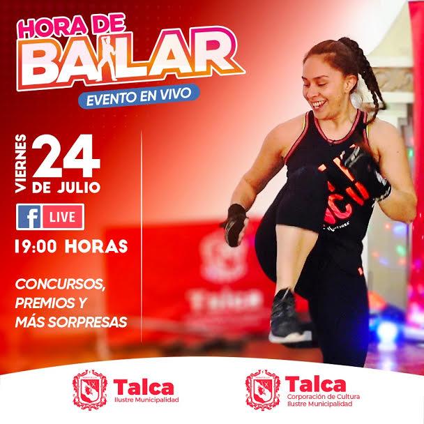 Hora de Bailar  /// Hora de Entrenar