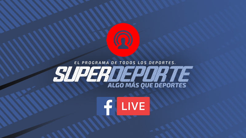 Superdeportes Martes 11/08/2020 Baladier Ulloa.