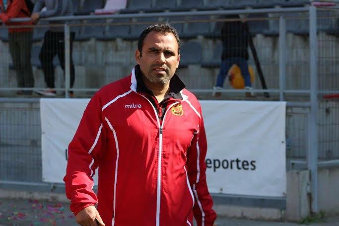 Carlos Videla Técnico Sub 16 Rangers.