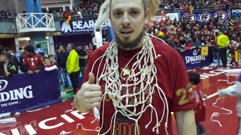 Superdeportes Martes 01/09/2020 Invitado España Samuel Bravo Barraza Basquetbol.