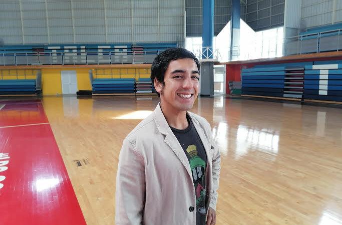 Gabriel Garrido Corporacion Municipal de Deportes.