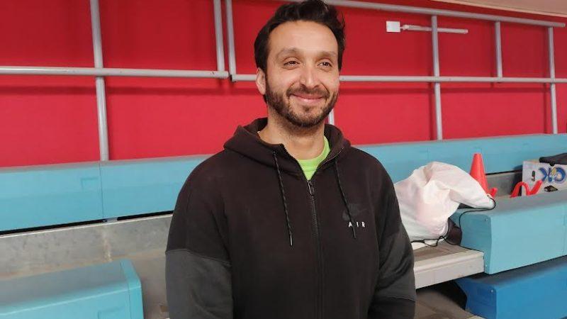 Sebastián Sáez Selaive Kinesiólogo y Basquetbolista.